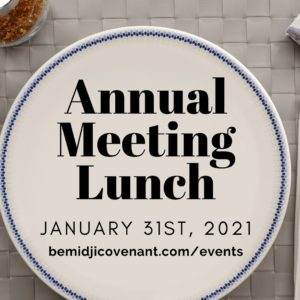 Annual Meeting Lunch Slide