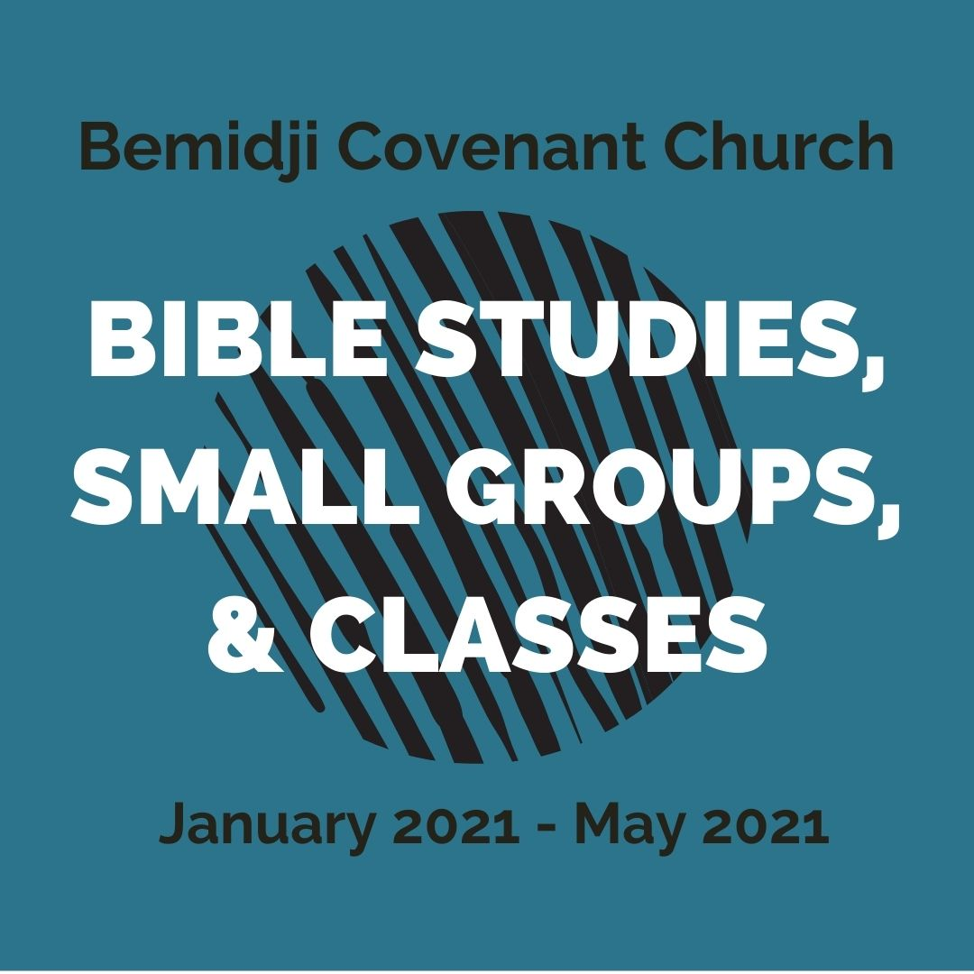 Bible Studies, Small Groups, & Classes Icon